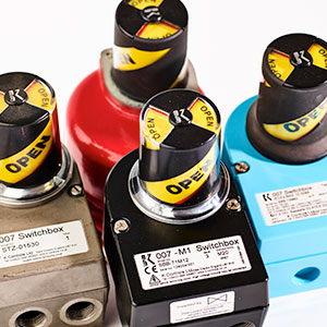 K Controls  ATEX, IECEx, cCSAus and INMETRO certified products