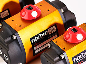 Norbro Pneumatic Actuator