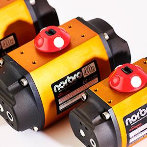 Norbro Pneumatic Actuator