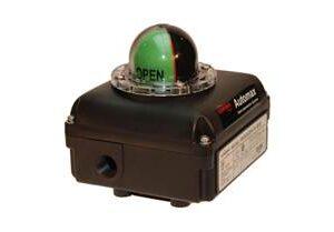 Namur Shaft valve limit switch box